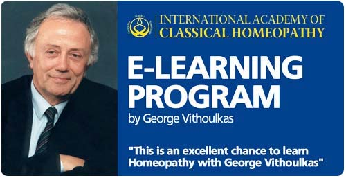 George Vithoulkas E-Learning Program