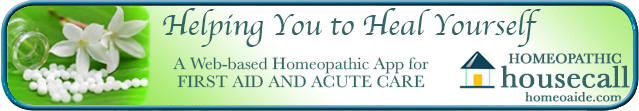 Learn about Homeopathic Housecall